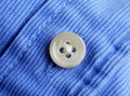 A button from a shirt Royalty Free Stock Photo