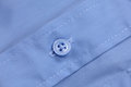 Button on shirt Royalty Free Stock Photo