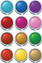 Buttons Royalty Free Stock Photos