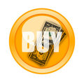 Buy Button Royalty Free Stock Photography