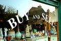 Buy & Sale Royalty Free Stock Photo
