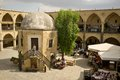 Buyuk han great inn the nicosia north cyprus Royalty Free Stock Photography