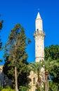 Buyuk or Kebir Mosque in Larnaca Royalty Free Stock Photo
