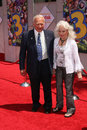 Buzz aldrin buzz aldrin at the toy story world premiere el capitan theater hollywood ca Royalty Free Stock Image