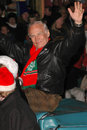 Buzz aldrin at the rd annual hollywood christmas parade on hollywood boulevard hollywood ca Royalty Free Stock Images