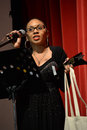 Bya awards black youth achievements in london uk th nov literary arts category winner devon toppin at the th annual at walthamstow Stock Image