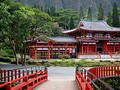 Byodo-In Buddhist Temple Royalty Free Stock Photo