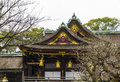 Byodo-in Temple in Kyoto, Japan Royalty Free Stock Photo