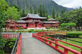 Byodo-In Temple, Oahu Royalty Free Stock Images