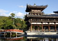Byodoin temple Royalty Free Stock Photos