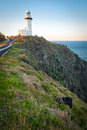 Byron Bay, Cape Byron Light Royalty Free Stock Photo