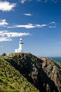 Byron Bay Lighthouse Stock Photography