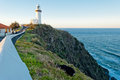 Byron Bay lighthouse Royalty Free Stock Photo