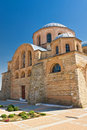 Byzantine church Royalty Free Stock Photography