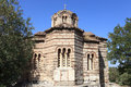 Byzantine Church the Holy Apostles Royalty Free Stock Photo