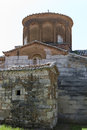 Byzantine church santa maria in apollonia part of the ardenica monastery albania Stock Photo