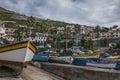 Câmara de Lobos, Madeira, Portugal. Royalty Free Stock Photo