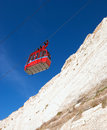 Cable car Royalty Free Stock Photo