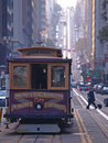 Cable Car of San Francisco Royalty Free Stock Photo