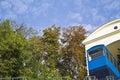 Cablecar in croatia in zagreb Stock Photos