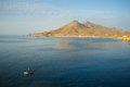 Cabo de Gata coastline Royalty Free Stock Photos