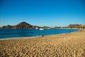 Cabo San Lucas Morning Beach Royalty Free Stock Photo