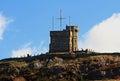 Cabot tower st canada de terre neuve de john Images stock