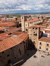 Caceres, Spain Stock Photo