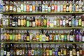 Cachaca collection Royalty Free Stock Photo
