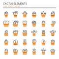 Cactus Elements