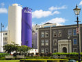 Cadbury factory of a british multinational confectionery company dunedin new zealand Stock Photography