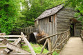 Cades Cove gristmill Royalty Free Stock Photography