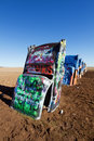 Cadillac Ranch Royalty Free Stock Photography