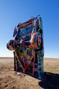 Cadillac Ranch Royalty Free Stock Image