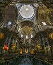 Cadiz Cathedral Interior Andalucia Spain Royalty Free Stock Photo