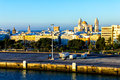 Cadiz spain view of andalusia Royalty Free Stock Photo