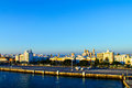 Cadiz view of andalusia spain Stock Image