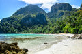 Cadlao island, el nido, Palawan, Philippines Royalty Free Stock Photo