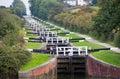 Caen Locks Devizes England Royalty Free Stock Photo
