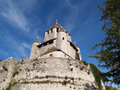 Caesar's tower Provins Royalty Free Stock Photo