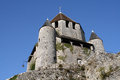 Caesar's Tower in Provins Royalty Free Stock Photo