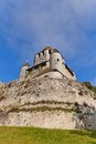 Caesar Tower (XII c.) of Provins France. UNESCO site Royalty Free Stock Photo