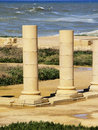 Caesarea Maritima Royalty Free Stock Images