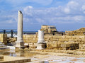 Caesarea Maritima Royalty Free Stock Photo