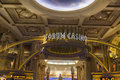 Caesars palace casino in las vegas nv on june hosted the ipw world travel congress convention closing party Royalty Free Stock Photo