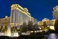 Caesars Palace Hotel Royalty Free Stock Photo
