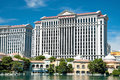 Caesars palace hotel on the las vegas strip in nevada september september usa has rooms six Royalty Free Stock Images