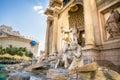 Caesars palace las tiendas del foro Foto de archivo libre de regalías