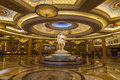 Caesars palace lobby in las vegas nv on june th entertainment corp severed business ties with paula dean Stock Photos