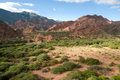 Cafayate, Northern Argentina Royalty Free Stock Photography